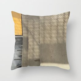 Shafted Throw Pillow
