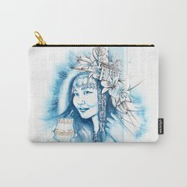 Miss Yakutsk Carry-All Pouch
