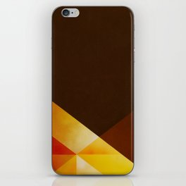 Jazz Festival 2012 (Number 1 in a series of 4) iPhone Skin