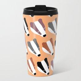 The Badgers Travel Mug