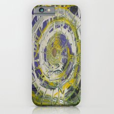Earth Goddess Abstract Art Slim Case iPhone 6s