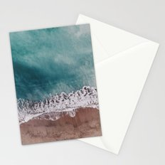 Ocean II (drone photography) Stationery Cards