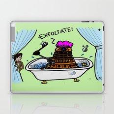 EXFOLIATE! Laptop & iPad Skin