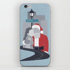 34th Street Miracle iPhone & iPod Skin