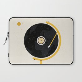 A New World Record Laptop Sleeve