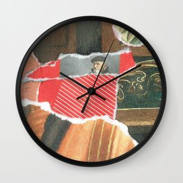 Analog Renaissance II Wall Clock