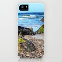 Rocky Shore iPhone Case