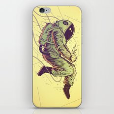 Green Mission iPhone Skin