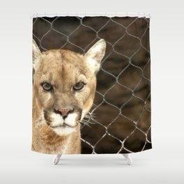 You're Locked In Here With ME! Shower Curtain
