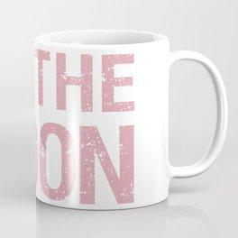 Love you to the moon and back Coffee Mug