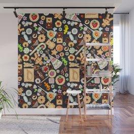 COOkies Wall Mural