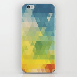 Colorful Day iPhone Skin