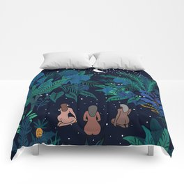mystery Comforters