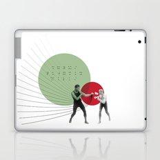 Them's Fightin' Words Laptop & iPad Skin