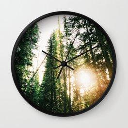 Into the Wild / Utah Wall Clock