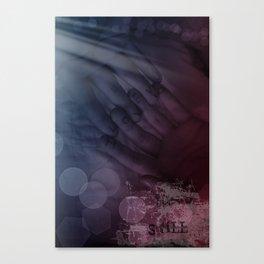 I love you , STILL...  Canvas Print