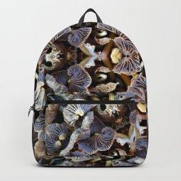 Mushroom Mandala 2 Backpack