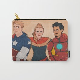 Let Them Be Friends  Carry-All Pouch