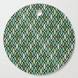 Op Art 157 Cutting Board