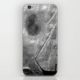 The Fate of Sir Charles Vane: Mutiny and the Cursed Lands iPhone Skin