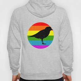 Rainbow Plover Hoody
