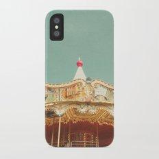 Carousel Lights Slim Case iPhone X