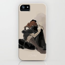'Come Home' iPhone Case