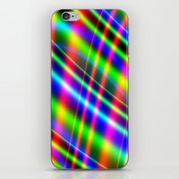 bands iPhone & iPod Skins featuring Bands of Beauty by Sartoris ART