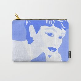 Audrey Hepburn Blues Carry-All Pouch