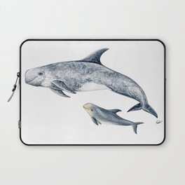 Risso´s Dolphin Laptop Sleeve