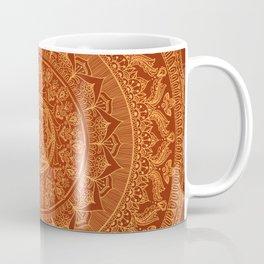 Mandala Spice Coffee Mug
