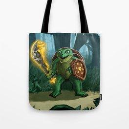 Turtle Paladin Tote Bag