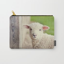 Little Lamb I Carry-All Pouch