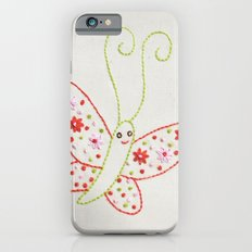 B Butterfly iPhone 6s Slim Case