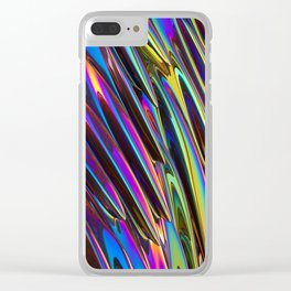 Twist Clear iPhone Case