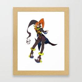 Joker Oc Framed Art Print