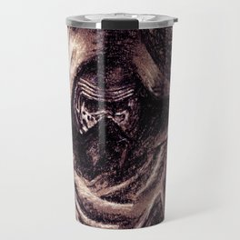 Ominous Kylo Ren Travel Mug