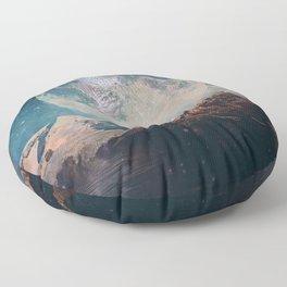 Lake Moon Floor Pillow