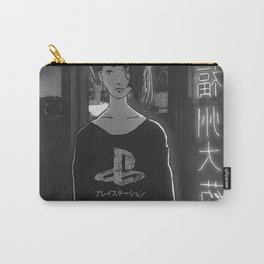 Playstation Girl Carry-All Pouch