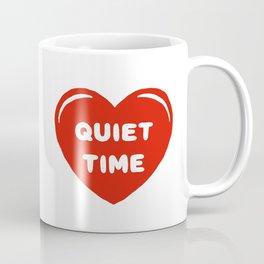 Love My Quiet Time Coffee Mug