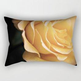 Lady Rowena- Golden Rose  Rectangular Pillow