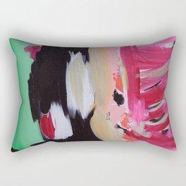 Executive Decision Rectangular Pillow