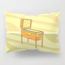 Retro games pinball machine Pillow Sham