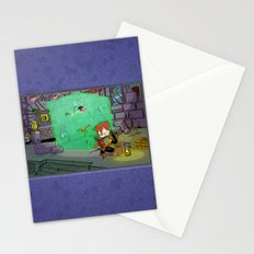 Dungeon Crawling Stationery Cards
