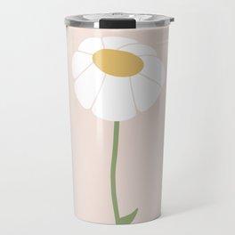 Single Daisy - IP_070119 Travel Mug
