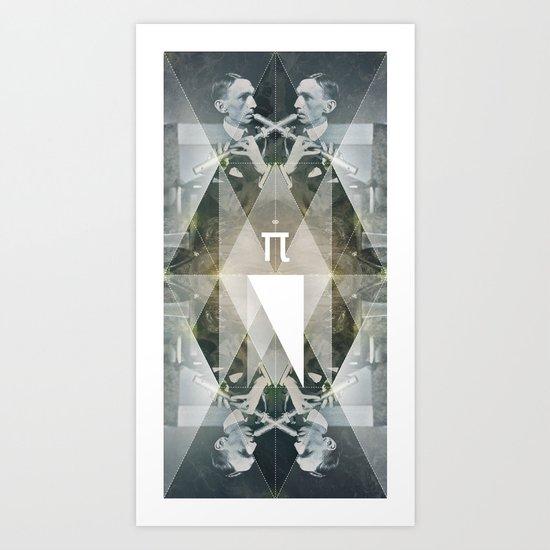 pi Art Print