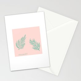 parlor palm 1 Stationery Cards