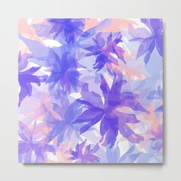 Floral Overload Two Metal Print
