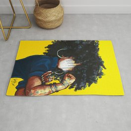 Naturally the Riveter Rug