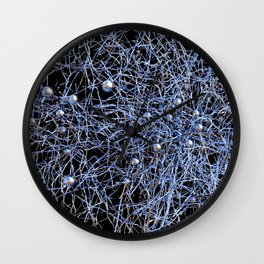 No Mind | Only Love | NLP Wall Clock